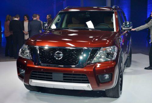 2017 Nissan Armada 13