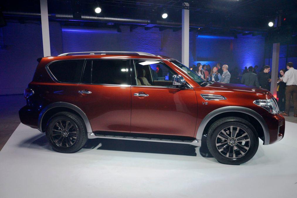 2017 Nissan Armada 2