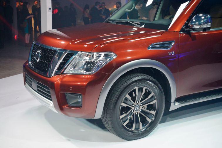 2017 Nissan Armada 9