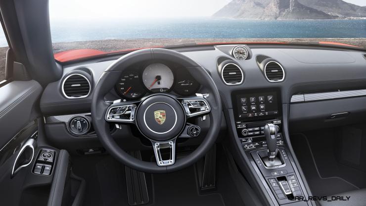 2017 Porsche 718 Boxster 9