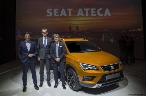 2017 SEAT Alteca SUV 14