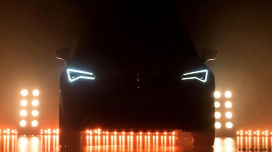 2017 SEAT Alteca SUV 18