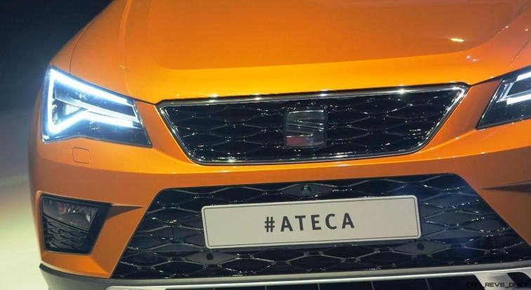2017 SEAT Alteca SUV Live Reveal 21