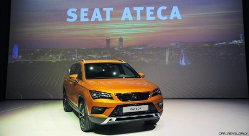 2017 SEAT Alteca SUV Live Reveal 35