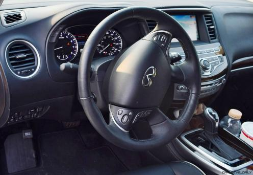 2016 INFINITI QX60 3.5 AWD 35