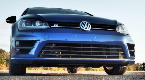 2016 VW Golf R Lapiz Blue by Lyndon Johnson 14