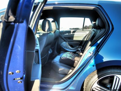 2016 VW Golf R Lapiz Blue by Lyndon Johnson 22