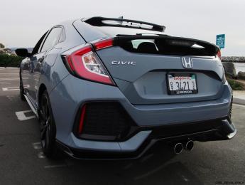 2017 Honda Civic Sport 5-Door 12