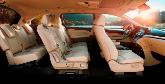 Edited Honda Odyssey Interior 1