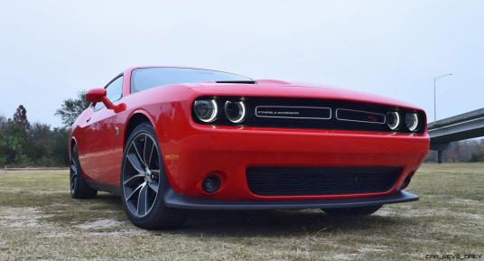 2016 Dodge Challenger RT SCAT PACK 18