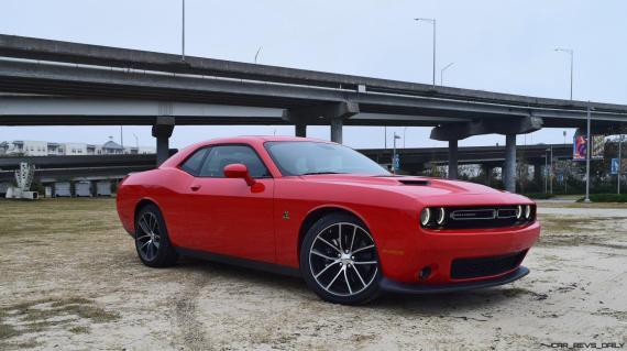 2016 Dodge Challenger RT SCAT PACK 2