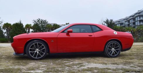 2016 Dodge Challenger RT SCAT PACK 24