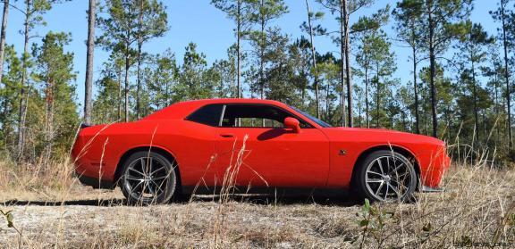 2016 Dodge Challenger RT SCAT PACK 43