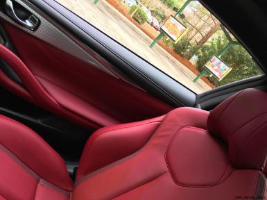 2017 INFINITI Q60 Red Sport 400 - Interior Photos 13