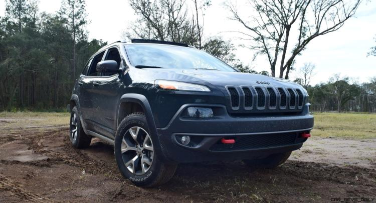 2017 Jeep Cherokee TRAILHAWK 31