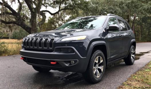 2017 Jeep Cherokee TRAILHAWK 45