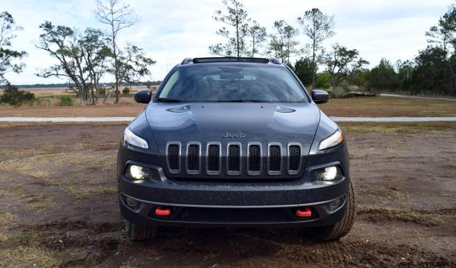 2017 Jeep Cherokee TRAILHAWK 6