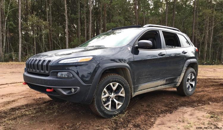 2017 Jeep Cherokee TRAILHAWK 68