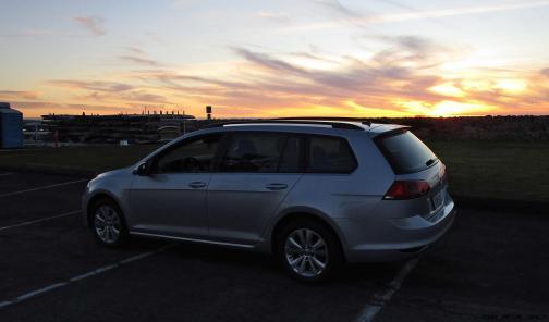 2017 VW Golf SportWagen S 4Motion 23