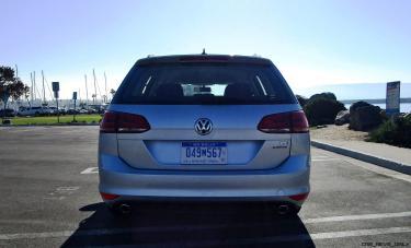 2017 VW Golf SportWagen S 4Motion 5