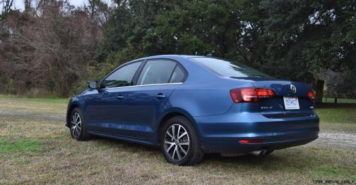 2017 VW Jetta 1.4T - HD Road Test Review 21