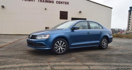2017 VW Jetta 1.4T - HD Road Test Review 44