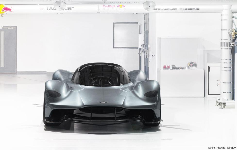 2019 Aston Martin AM-RB 001 Concept 10