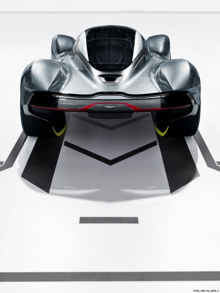 2019 Aston Martin AM-RB 001 Concept 11