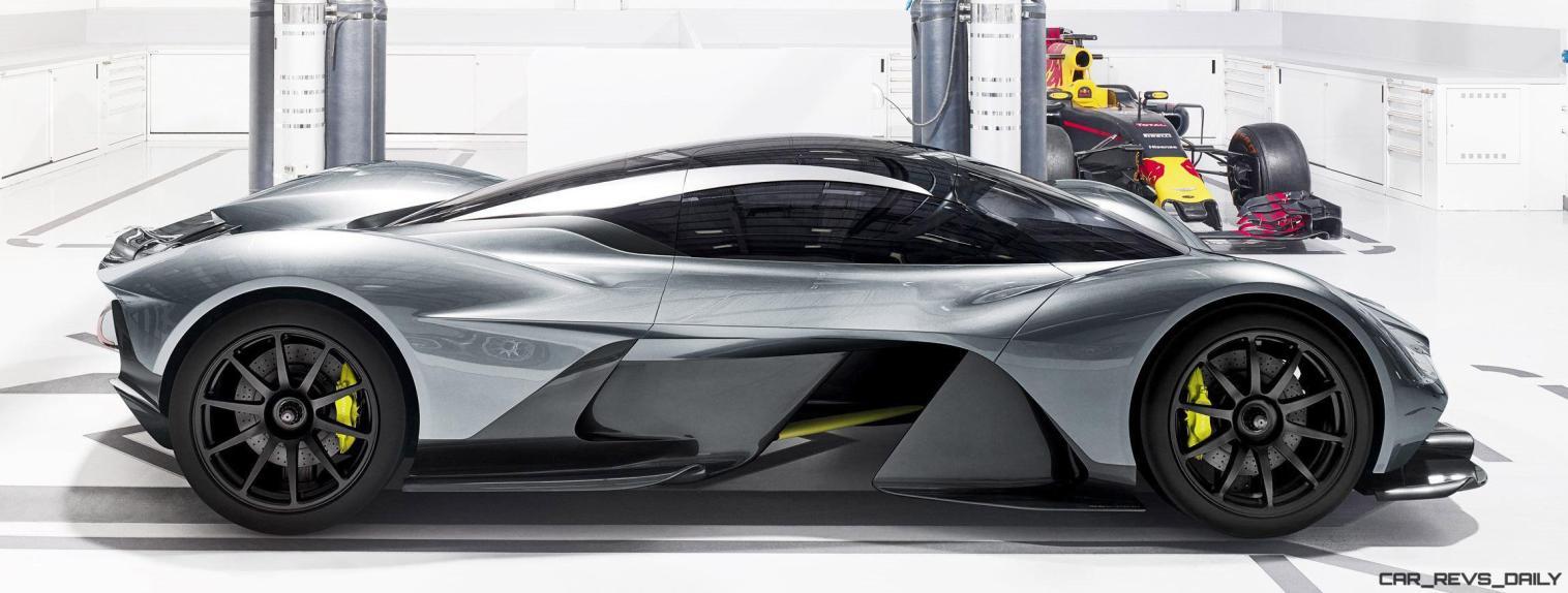 2019 Aston Martin AM-RB 001 Concept 2
