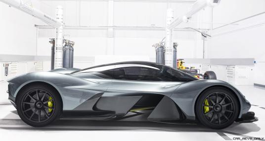 2019 Aston Martin AM-RB 001 Concept 7