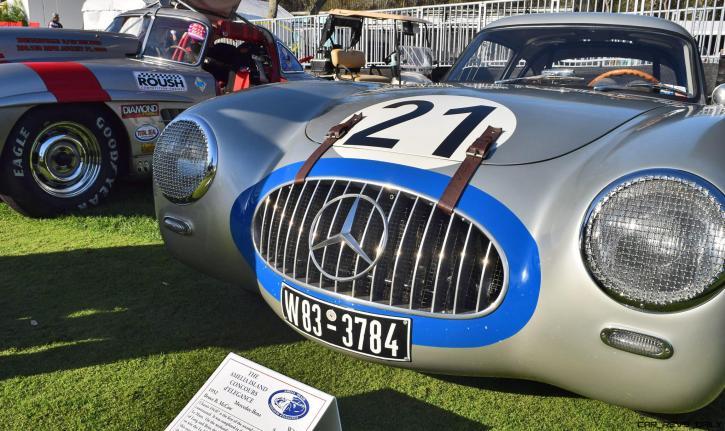1952 Mercedes-Benz W194 5