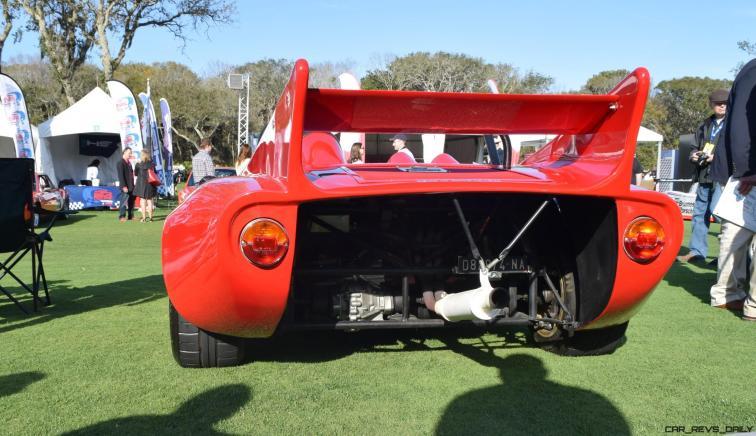 1971 Bizzarrini 128P Speedster 17