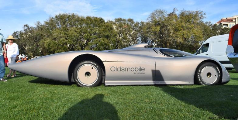1987 Oldsmobile AeroTech 12