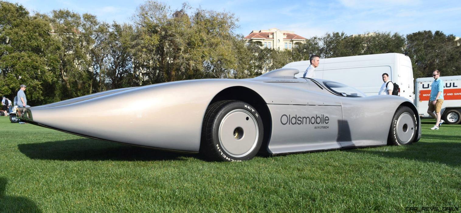 1987 Oldsmobile AeroTech 14
