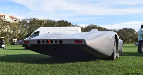 1987 Oldsmobile AeroTech 17