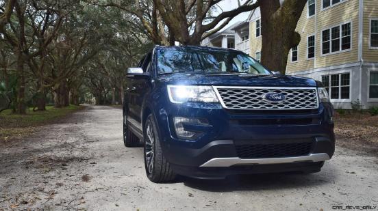 2017 Ford Explorer PLATINUM Exterior 28