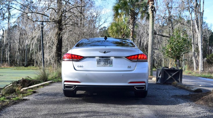 2017 GENESIS G80 AWD 19