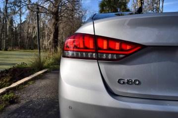 2017 GENESIS G80 AWD 25