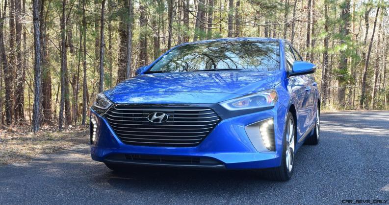 2017 Hyundai Ioniq Hybrid 20
