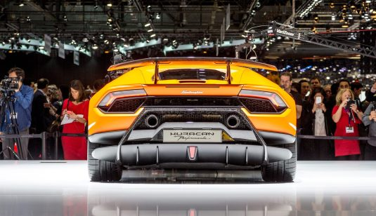 2017 Lamborghini Huracan PERFORMANTE 10
