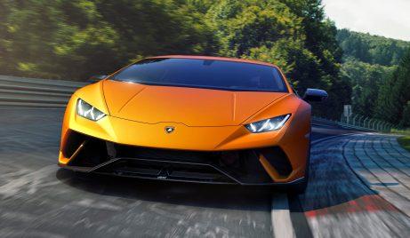 2017 Lamborghini Huracan PERFORMANTE 31