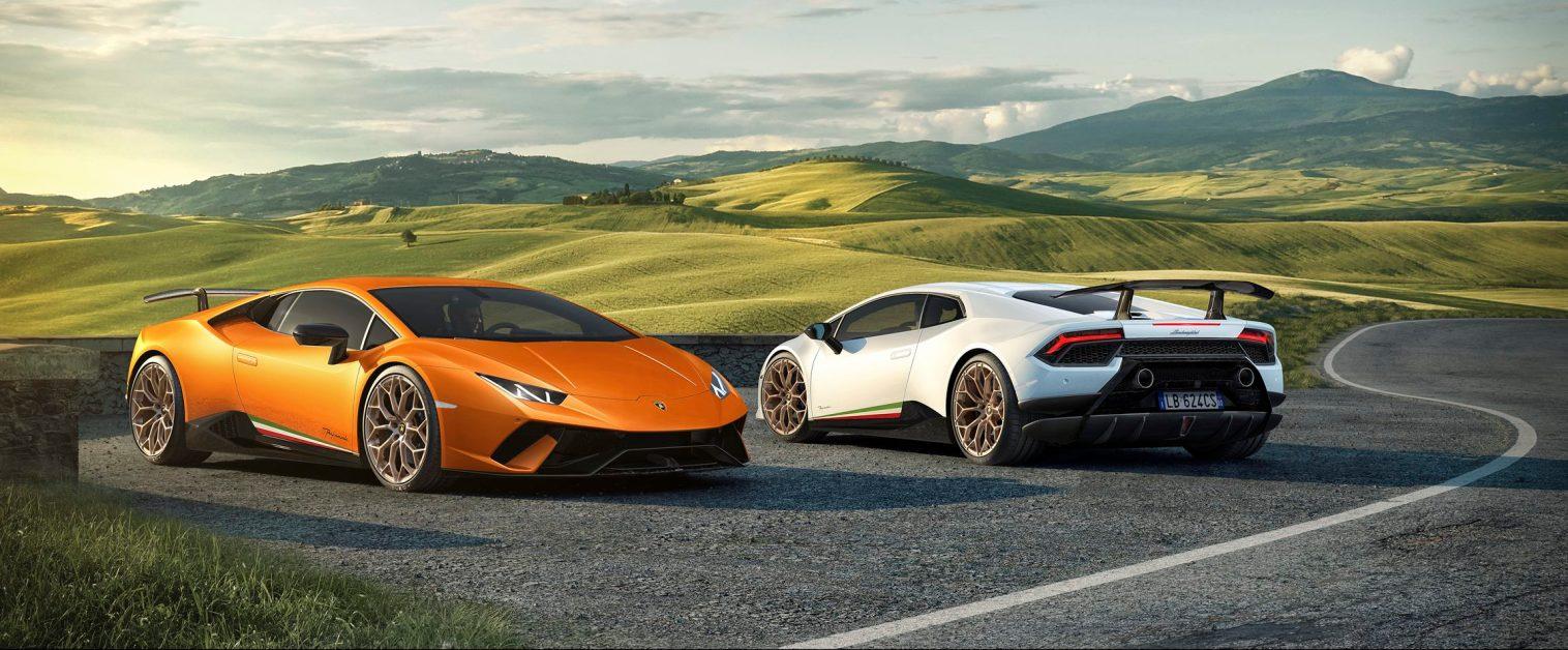 2017 Lamborghini Huracan PERFORMANTE 35