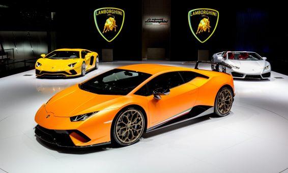 2017 Lamborghini Huracan PERFORMANTE 43