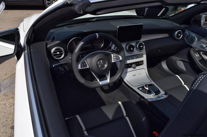 2017 Mercedes-AMG C63S Cabriolet 1