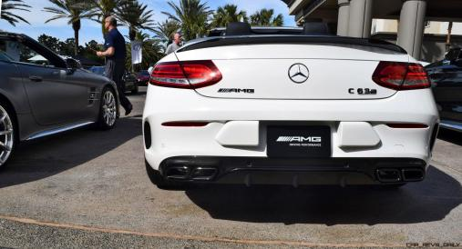 2017 Mercedes-AMG C63S Cabriolet 16