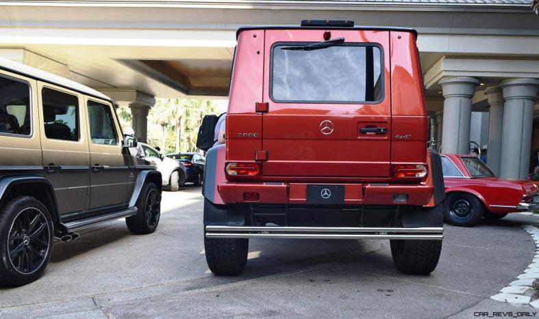 2017 Mercedes-Benz G550 4x4 6