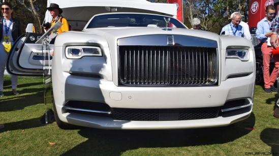 2017 Rolls-Royce DAWN - Inspired by Fashion 13