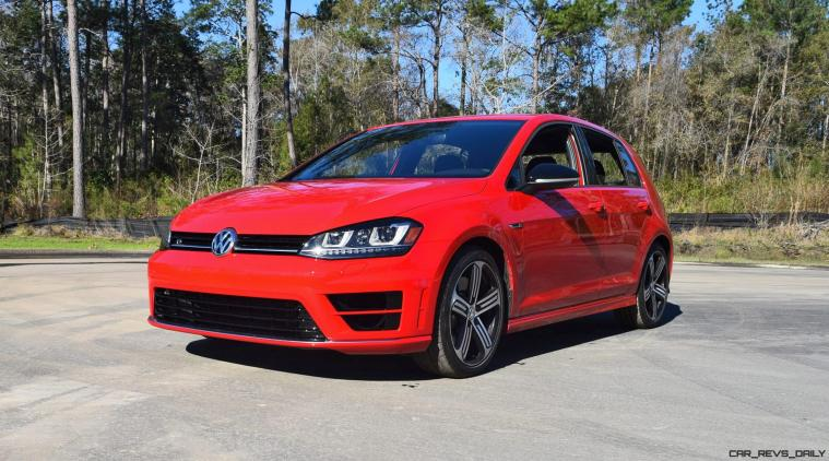 2017 VW Golf R Review 15