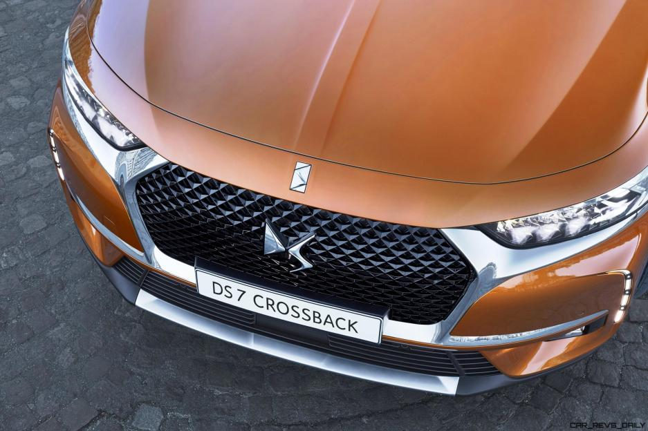 20170228 DS 7 CROSSBACK - Close-up