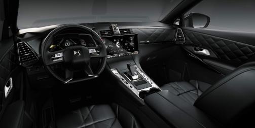 20170228 DS 7 CROSSBACK - DS Inspiration RIVOLI interior